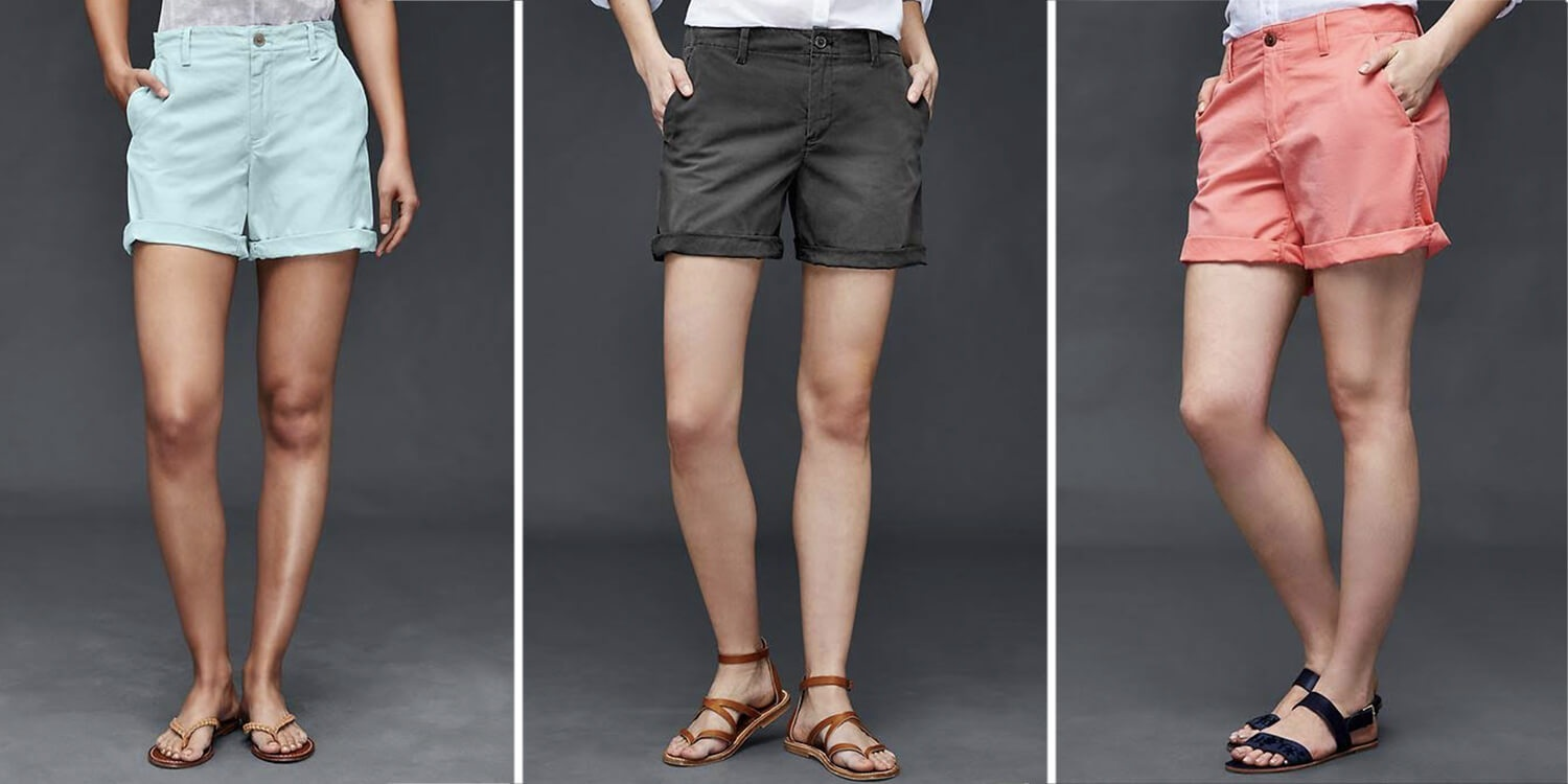 16 Best Women's Shorts for Warm Weather